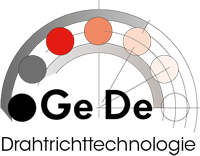 GeDe-Drahtrichttechnologie