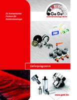 GeDe+Drahtrichttechnologie+Lieferprogramm