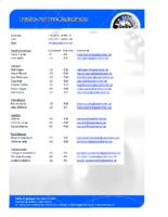 GeDe Handel Telefonverzeichnis