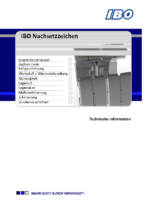 Nachsetzzeichen TI1-01-01-D