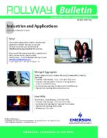 RollwayBulletin Industriesand Applications