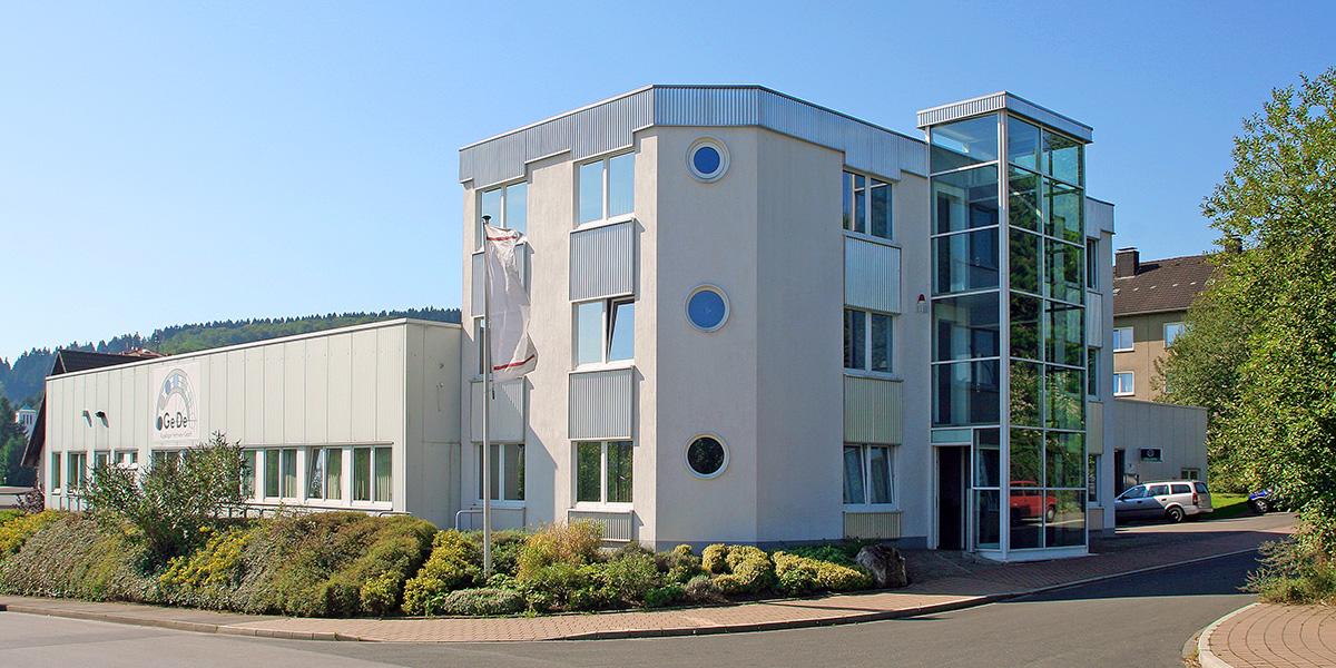 GeDe - Gebäude-Außenansicht-Hemer