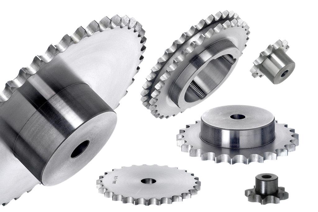 Gede-Antriebstechnik-Kettenräder-Kettenradscheibe-Strongbelt-Optibelt-Witra