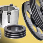 Gede-Antriebstechnik-Taper-Taperlock-Keilriemenscheibe-Rillenscheiben-Strongbelt-Optibelt