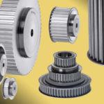 Gede-Antriebstechnik-Scheibenräder-Zahnriemenscheiben-Bordscheibe-Strongbelt-Optibelt