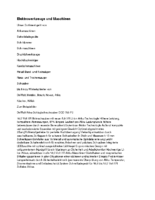 GeDe-Beschreibung-Elektrowerkzeuge und Maschinen