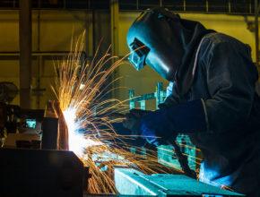 Betrieblicher Arbeitsschutz / Schweißerschutz
