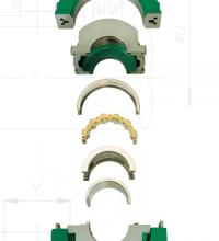 Geteilte Zylinderrollenlager Gehäuseeinheit – Eine Lösung für viele Anwendungen